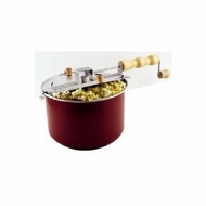Whirley Pop 25009 Popper Red - click to enlarge