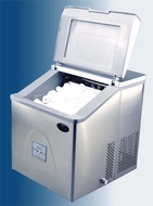 WindChaser ICM15S Ice Man Portable Ice Maker - click to enlarge
