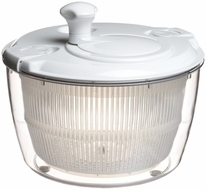 Xtraordinary Home Products NX70002 Salad Spinner, White - click to enlarge