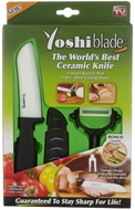 YoshiBlade Knife- Ceramic - click to enlarge