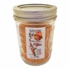 Eucalyptus Cinnamon Flavored 600 Qty Decorative & Sealable Glass Jar