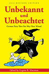 Unbekannt und Unbeachtet: German Fairy Tales You May Have Missed