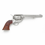 1873 Nickel Calvary Model Revolver