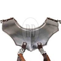 Gorget Neck Plate