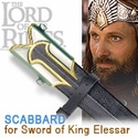 LOTR Anduril Scabbard