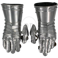 Medieval Armor Gloves