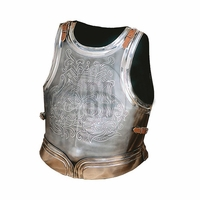 Medieval Etched Breastplate