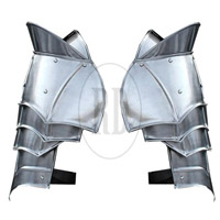 Steel Warrior Pauldron Set