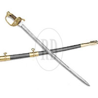 US M1850 Staff and Field Officer's Sword