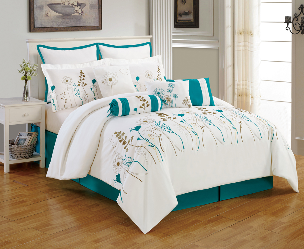 404 not found Teal bedding sets