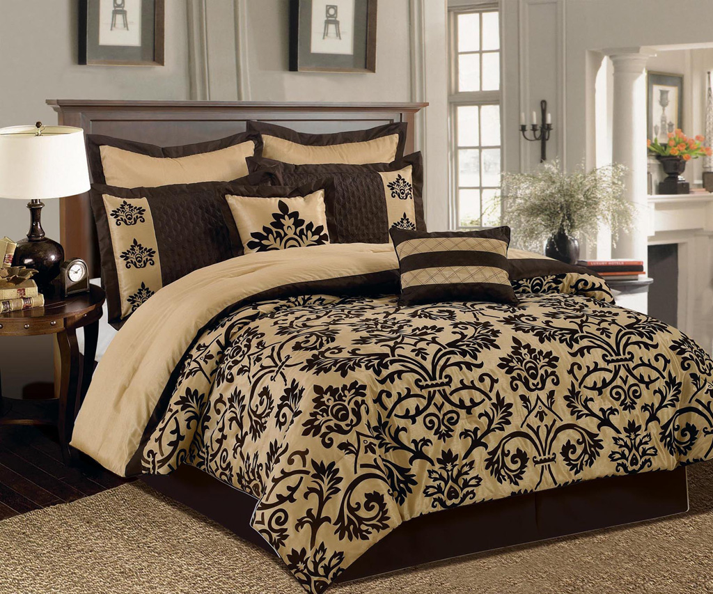 California King Bed In A Bag Sets California King Size