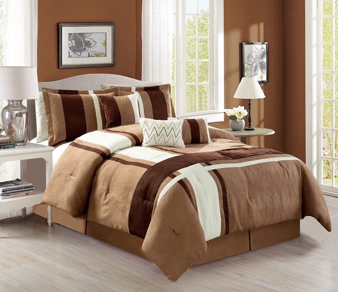 100 micro suede comforter sets now black friday sales on mi