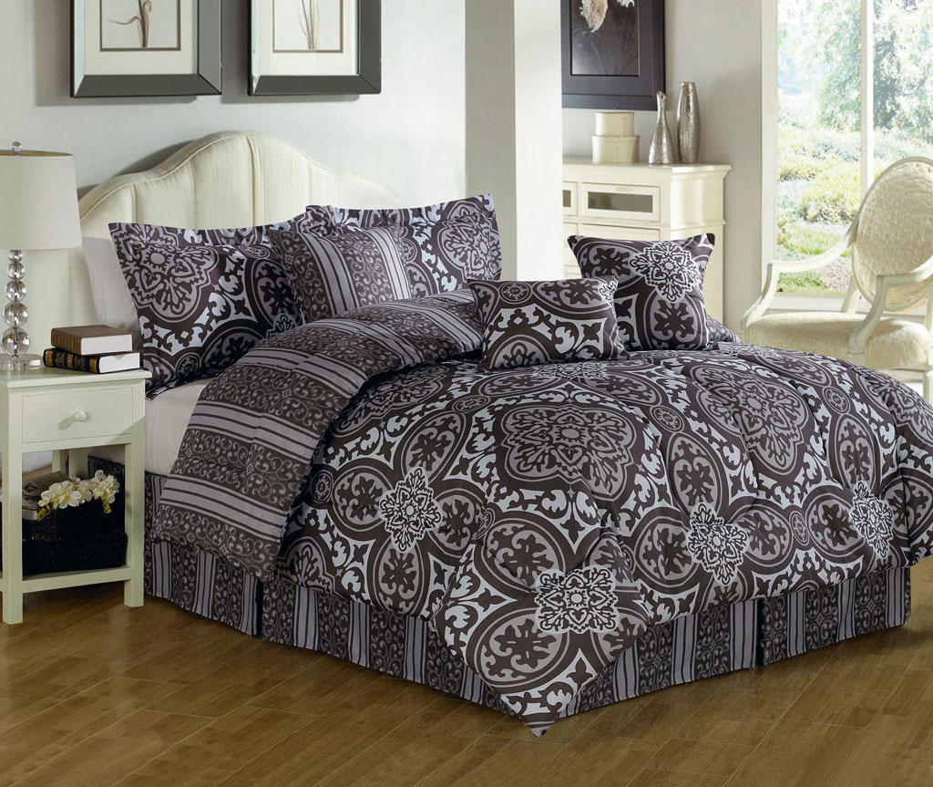 Queen bedroom comforter sets home design photo - Queen bedroom sets ...