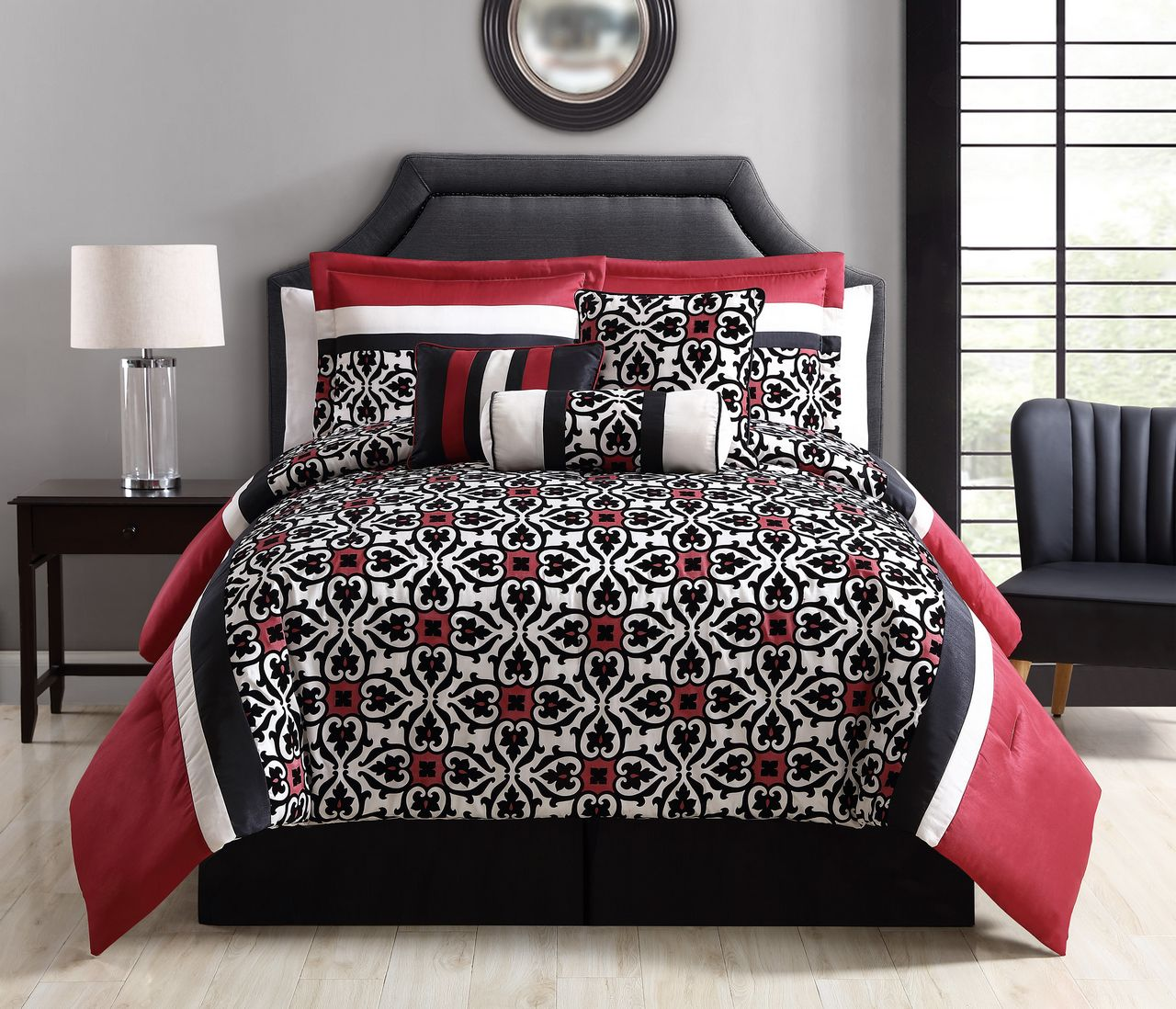 Black and red bedding - Full Size Of Bedding Setsred And Black Bedding Sets Red