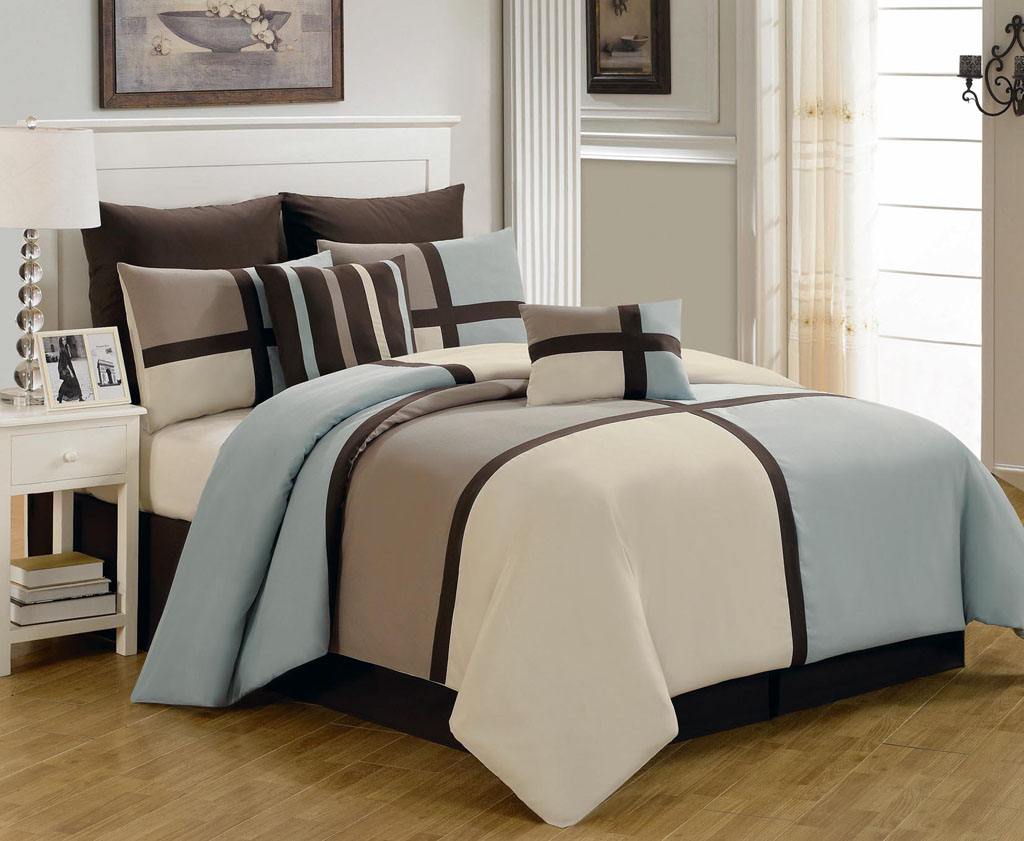 Blue Comforter Sets King 28 Images Modern Simple White