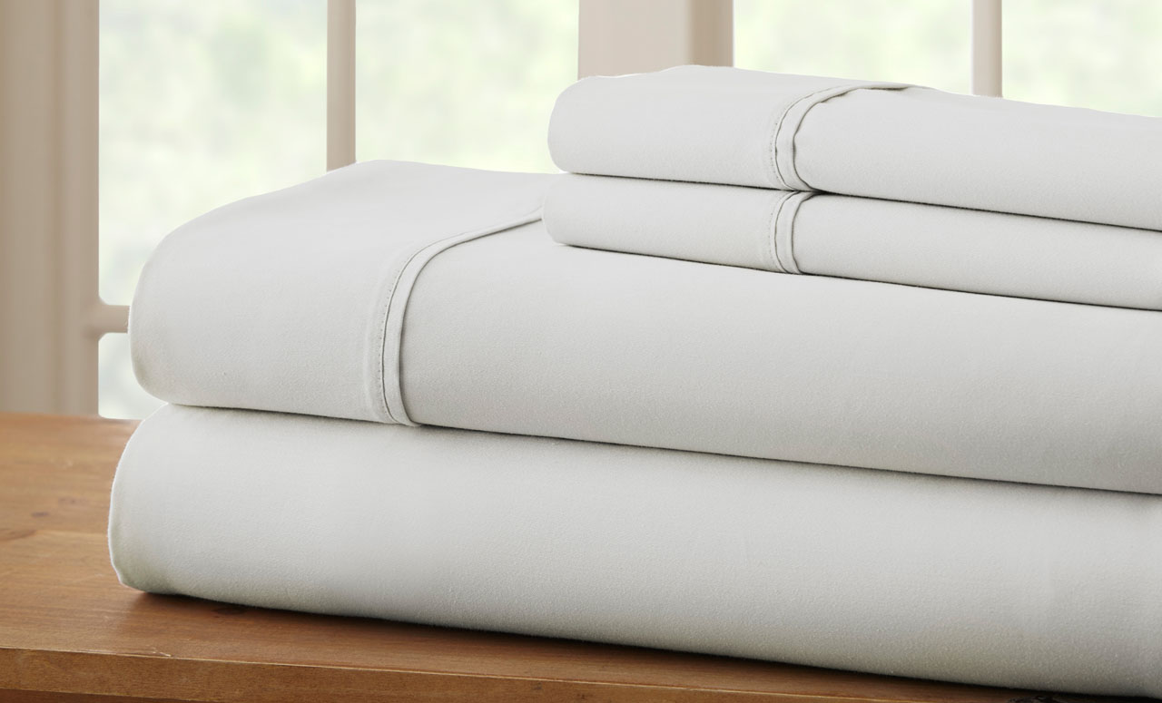 Summerville Hotel Collection Silver 1400 Thread Count ...