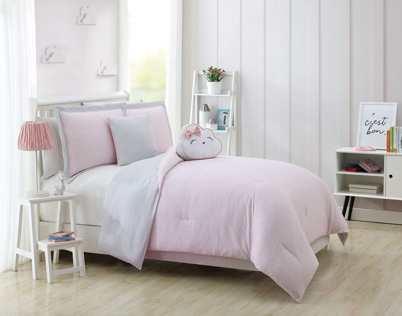 queen zamella set sets white peace comforter