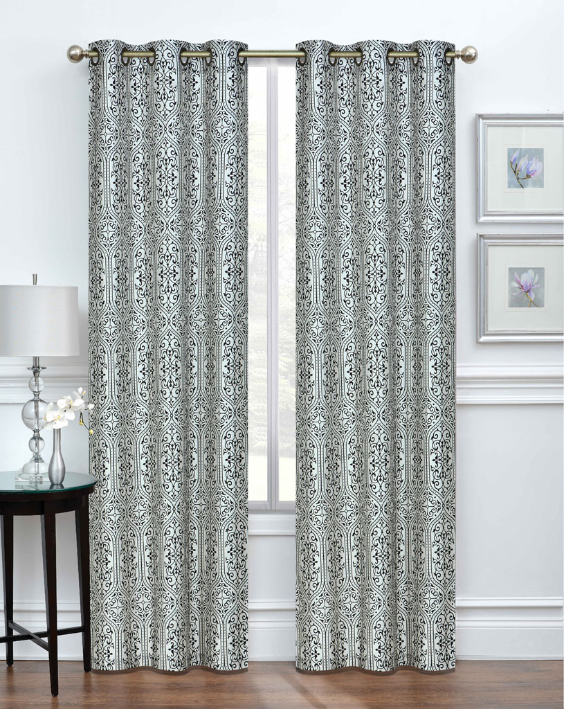 w curtains x drapes parker p window panels pleat in curtain pinch l panel achim ivory