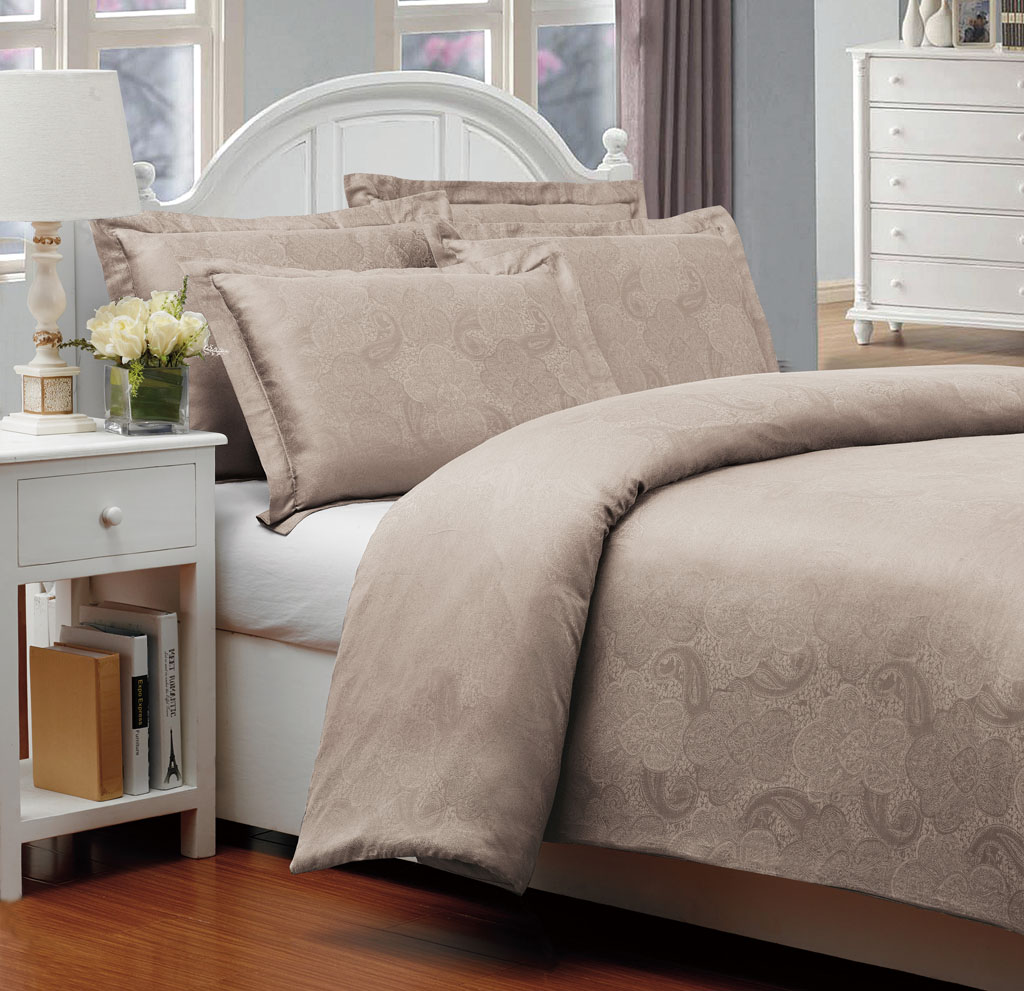 500 Thread Count Bed Sheet Set For Single Queen King