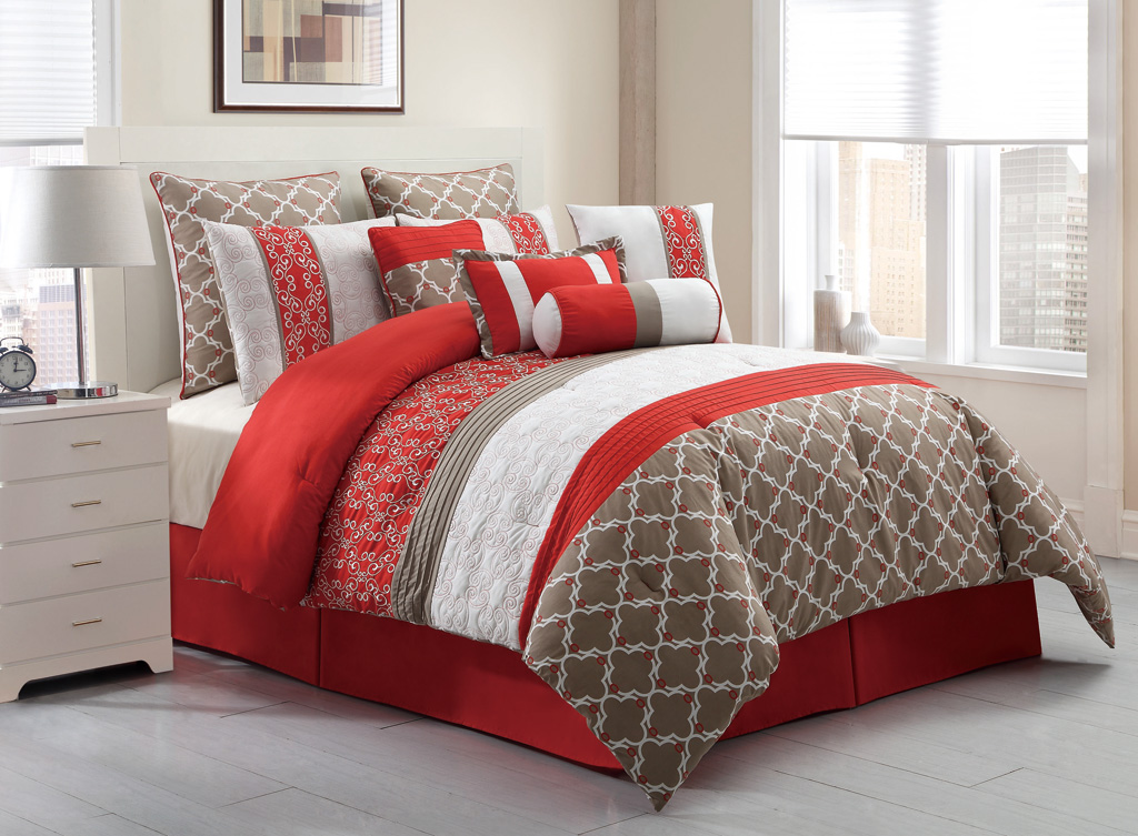 Comforter sets for Bed settings