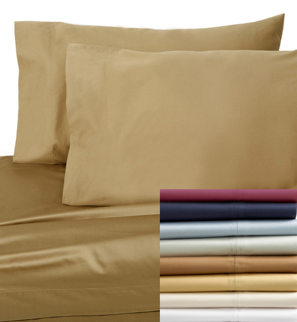 Twin 600 Thread Count Sheets