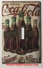 5 Cents Coke Bottles Old Poster