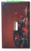 Ant Man Single cover plate