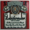 Budweiser Beer Logo Double