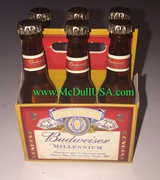 Budweiser Millennium Limited Edition 6 Pack Year 2000