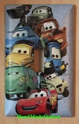 McQueen Friends Cars characters