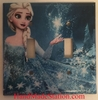 Frozen Elsa with ice Double Cover