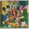 Mickey Minnie mouse Donald Duck Goofy Pluto Double