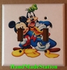 Disney Mickey mouse Donald Duck Goofy Pluto