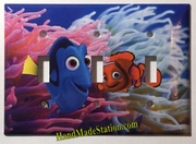 Finding Nemo and Dory Triple