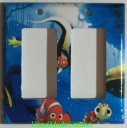 Finding Nemo & Friends Double Cover plate