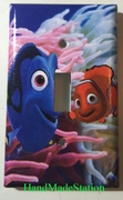 Finding Nemo with Dory Cover plate