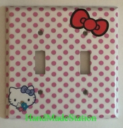 Hello Kitty Red Bow Double