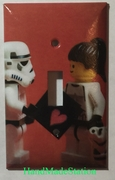 Lego Star Wars White Soldiers Love