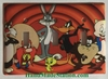 Looney Tunes Bugs Bunny Tweety Triple Cover plate