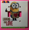 Minions Looking for Lover Double Cover