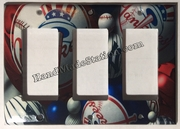 Baseball New York NY Yankee Triple