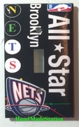 All Star Brooklyn NY Nets