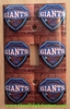 Football New York NY Giants Logo