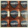 Football New York NY Giants Logo Double