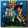 Toy Story 2 Woody, Buzz Lightyear & Jessie Double