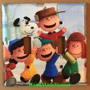 Peanuts Snoopy, Charlie Brown, Lucy & Rerun