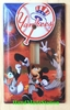 NY Yankees Mickey Mouse, Donald Duck, Goofy Pluto