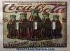 Old Coke Bottle Poster 5C Triple cover