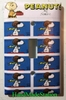 Peanuts Snoopy US Stamps