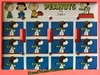 Peanuts Snoopy USPS Stamps Triple Cover